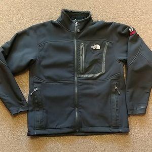 Mens North Face Summit Series fleece lined jacket